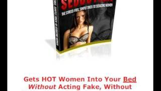 EXCLUSIVE XXX How To Seduce A Sexy Hot Woman And Get Them In Bed To Have Sex