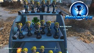 getlinkyoutube.com-Fallout 4 - All Bobblehead Locations (They're Action Figures Trophy / Achievement Guide)