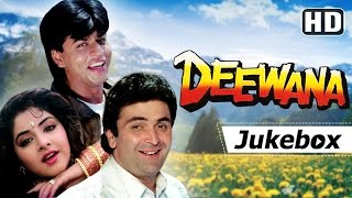 Deewana 1992 Songs HD   Shahrukh Khan, Rishi Kapoor, Divya Bharti | Hits Of Kumar Sanu & Alka Yagnik