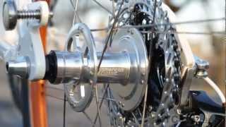 Tern Verge X10 - Lightweight Folding Bike