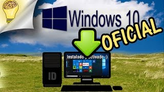 getlinkyoutube.com-Cómo descargar WINDOWS 10: ÚLTIMA VERSIÓN OFICIAL y LIMPIO