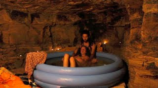 getlinkyoutube.com-BIRTH IN NATURE, JUNGLE, Water Birth Cave