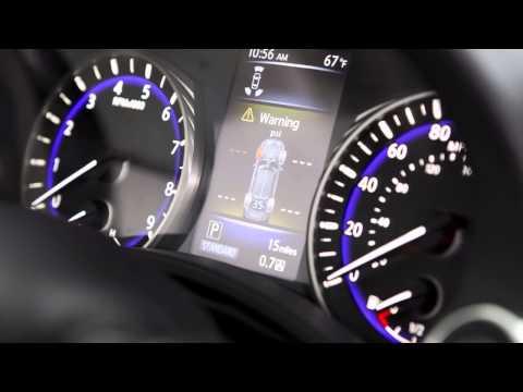 2015 INFINITI Q50 - Tire Pressure Monitoring System