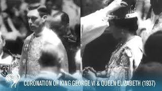 getlinkyoutube.com-Coronation Of George VI And Queen Elizabeth  Reels 3 & 4 (1937)