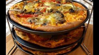 getlinkyoutube.com-مطبخ الاكلات العراقيه -پيتزا بالخضروات وبالمارتديلا وبالشاورما
