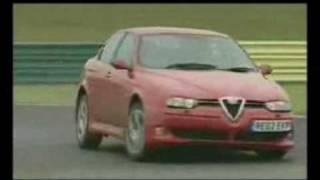getlinkyoutube.com-Top Gear   Alfa Romeo 156 GTA