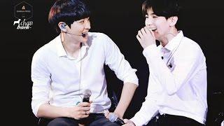 ChanBaek/BaekYeol (Baekhyun & Chanyeol)Love is not Over!