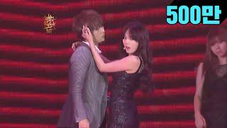 getlinkyoutube.com-Hyun-a (현아), JS(현승) - Trouble maker [GDA/Golden Disk Awards]