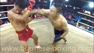 getlinkyoutube.com-Lethwei Burmese Boxing [HD] - Spectacular GoPro Action View! - Saw Gaw Mu Doe vs. Phyan Thway (1)