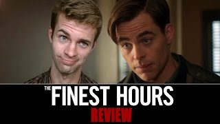 getlinkyoutube.com-The Finest Hours - Movie Review