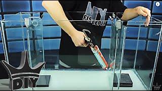 getlinkyoutube.com-HOW TO: Build an aquarium sump - Submerged filter