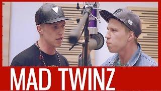 getlinkyoutube.com-MAD TWINZ  |  Grand Beatbox Battle Studio Session