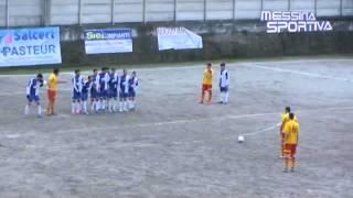 Sinagra-Sant'Agata 0-1 (Promozione 19^ giornata)
