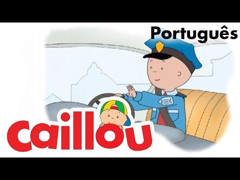 CAILLOU PORTUGUÊS - Caillou, O Paciente (S04E17)