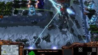 getlinkyoutube.com-[모뇨모뇨] 스타크래프트 2 - 겨울 왕국 타워 디펜스 TD