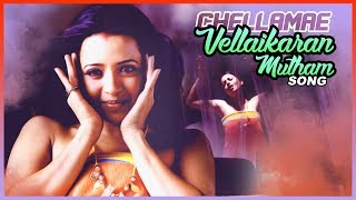 Chellamae Movie Songs | Vellaikaran Mutham Video Song | Vishal | Reema Sen | Harris Jayaraj