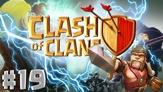CLASH OF CLANS #19 - Re Barbaro in UN GIORNO!