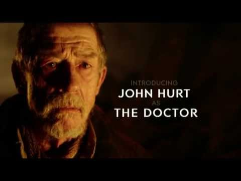 Doctor Who - Introducing John Hurt as The Doctor (HD)
