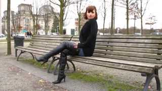 getlinkyoutube.com-Very Long Boots, Model 106 from Fernando Berlin