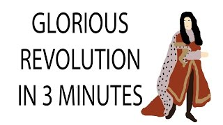 Glorious Revolution | 3 Minute History