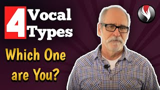 getlinkyoutube.com-Singing Tips: The Four Vocal Types. Which One are You?