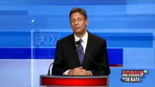 getlinkyoutube.com-GOP Hopeful Gary Johnson on Cutting Medicare and Medicaid