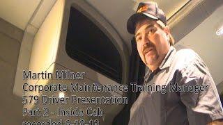 getlinkyoutube.com-TMC Transportation Peterbilt 579 Inside Briefing
