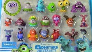 getlinkyoutube.com-Disney Pixar Monsters University Monster Minis