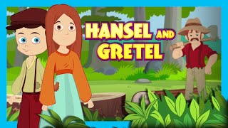getlinkyoutube.com-HANSEL AND GRETEL Story for Kids in English | STORIES FOR KIDS | Fairy Tales for Children