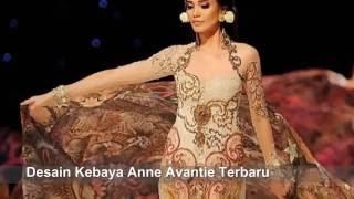 getlinkyoutube.com-Model Kebaya Anne Avantie Desain Terbaru dan Terbaik