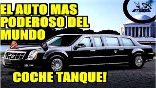 getlinkyoutube.com-LA BESTIA EL AUTO MAS PODEROZO DEL MUNDO, PARA EL PRESIDENTE DE LOS ESTADOS UNIDOS BARACK OBAMA