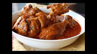 getlinkyoutube.com-How to Make Lahori Chicken Curry | लाहोरी चिकन करी | Easy Cook with Food Junction