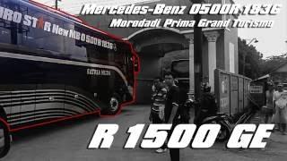 getlinkyoutube.com-Mengikuti Pengawalan Bus Satria Muda Menuju Ajibarang  Jamnas BMC VII 2016