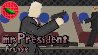 Executive Powers -- Let's Play Mr.President: Prologue (Complete Playthrough) (Itch.io)