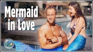 Mermaid in Love? Merman Boyfriend on Valentine's Day!