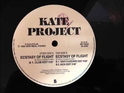 Ecstasy Of Flight de Kate Project Letra y Video