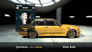 getlinkyoutube.com-NFS: Shift 2 | BMW M3, Build and drift it