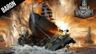 getlinkyoutube.com-World of Warships - My BEST Game Ever!  Absolute Massacre!