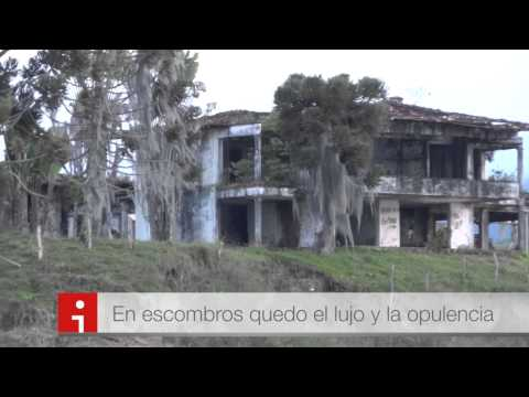 Pablo Escobar y sus Casas