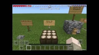 getlinkyoutube.com-Minecraft: Pocket Edition 0.13.1 Build 4 Download! Link na Descrição