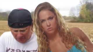getlinkyoutube.com-Tapping Ronda Rousey - A New Music Video Tribute from Donnie Baker & the Pork Pistols!