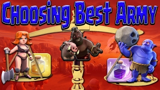 getlinkyoutube.com-Clash of Clans   Best War Army TH9 with HOGS   Pick Spells & Troops GoHo Strategy Guide
