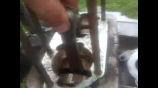 getlinkyoutube.com-Luz na korbach jawa 350 638/1