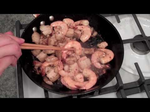 Tom Rim (Vietnamese Caramelized Shrimp)