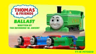 "getlinkyoutube.com-Thomas Take-n-Play Remake: ""Ballast"""