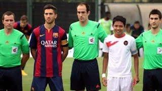 getlinkyoutube.com-Evan Dimas Mendadak Dipanggil ke Barcelona, Ada Apa?
