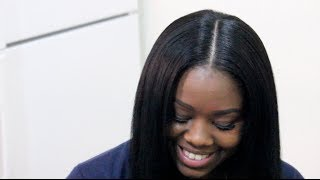 getlinkyoutube.com-Basic Full Weave Installation with Minimal Leave-Out (Part II)