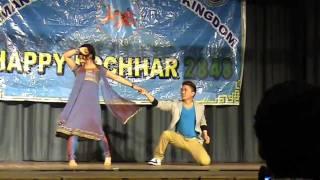 Simple Simple Kanchi ko dimple parne gala (UK)