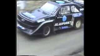 Grupp B-bilar i Jämtland! Sammansatt klipp