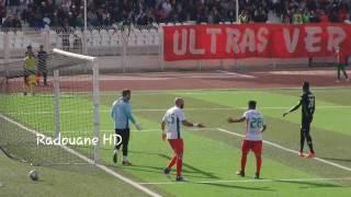 ملخص مباراة اتحاد بلعباس 1 شباب قسنطينة 0 جولة 21 موسم 2016/2017